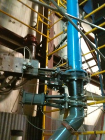 Circulating Fluidized Bed Test Units