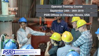 Operator Training Course for Fluidized Processes - Chicago
