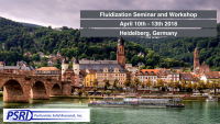Fluidization Seminar and Workshop - Heidelberg, Germany
